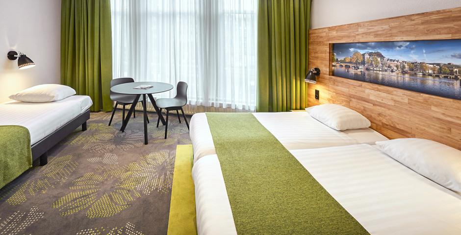 Dreibettzimmer - Hotel Nova