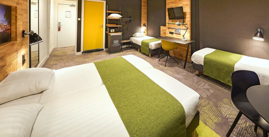Familienzimmer - Hotel Nova