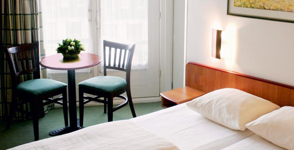 Wohnbeispiel Doppelzimmer - Avenue Hotel