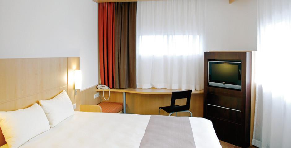 Wohnbeispiel Doppelzimmer - Ibis Amsterdam Centre