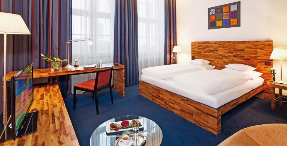 Doppelzimmer Classic - Mövenpick Hotel Berlin