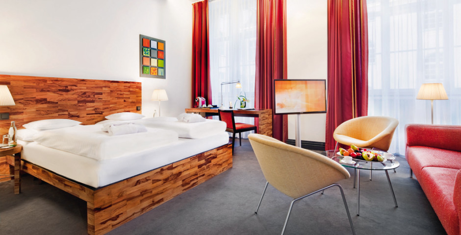 Junior Suite - Mövenpick Hotel Berlin
