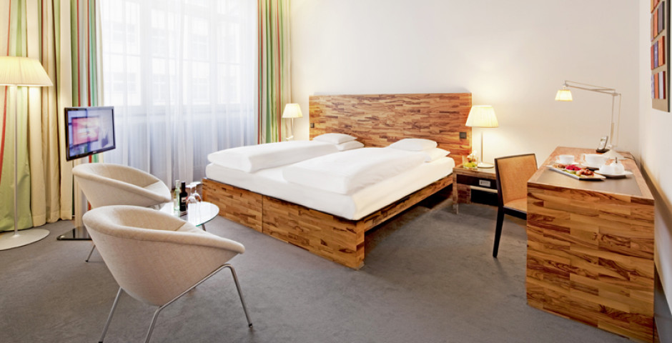 Superiorzimmer - Mövenpick Hotel Berlin