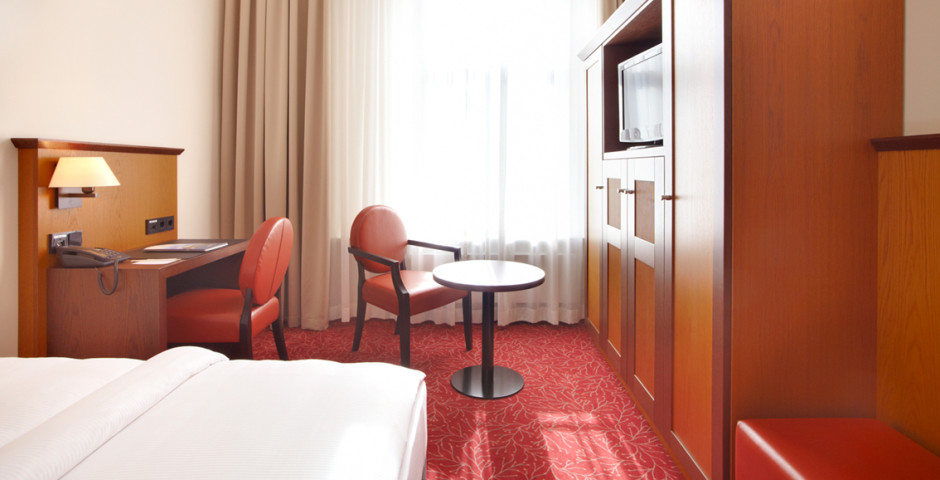 © Andrea Flak - Hotel Hafen Hamburg