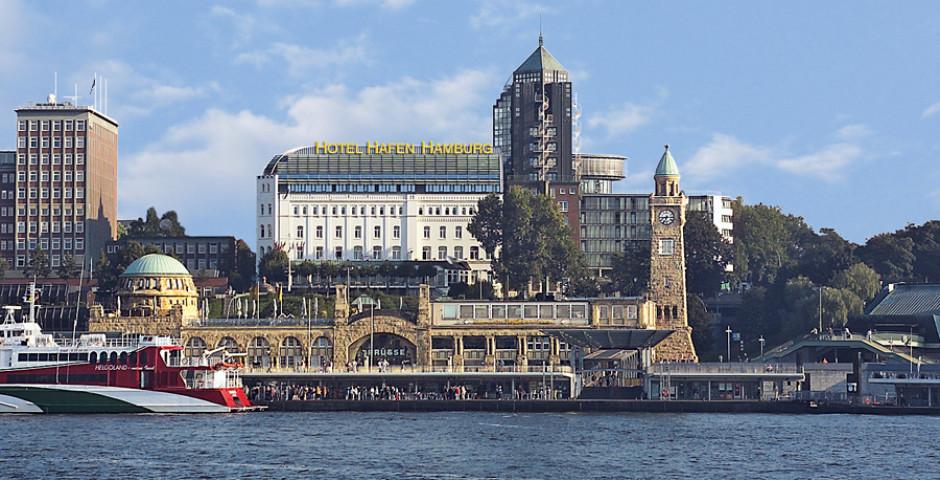 Hôtel Hafen Hamburg