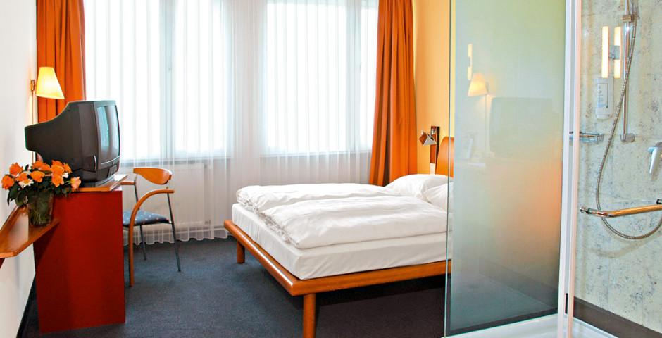 Wohnbeispiel Doppelzimmer - Quality Hotel Ambassador
