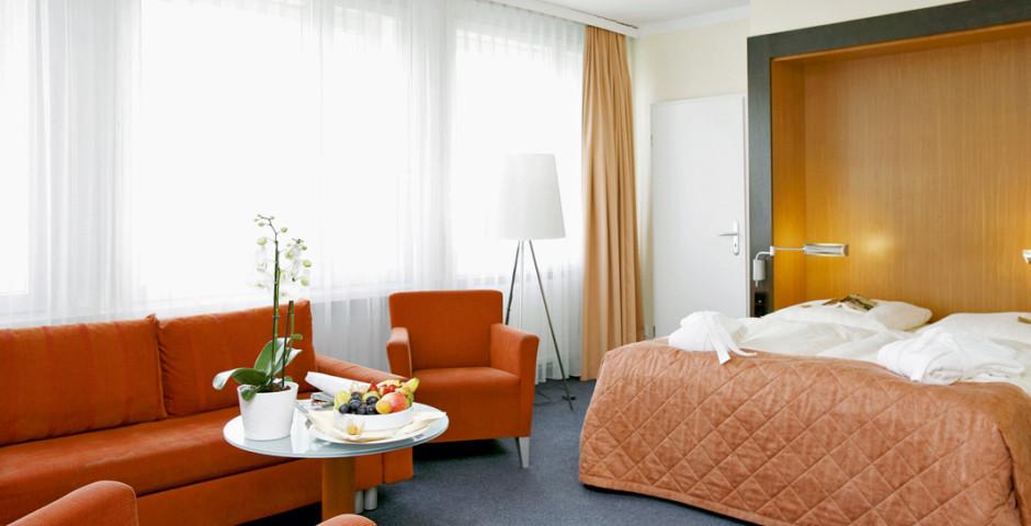 Doppelzimmer - Quality Hotel Ambassador