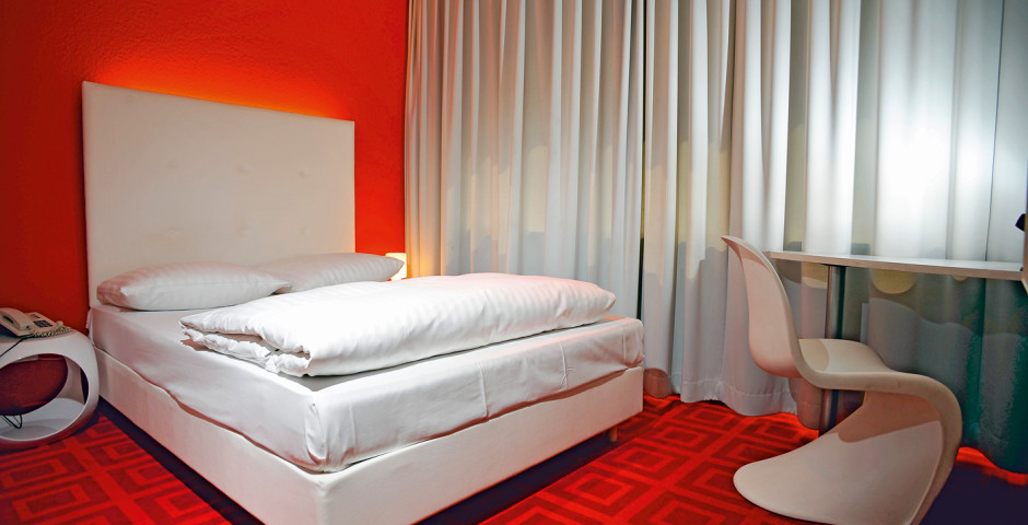 Wohnbeispiel Doppelzimmer - City Hotel Monopol