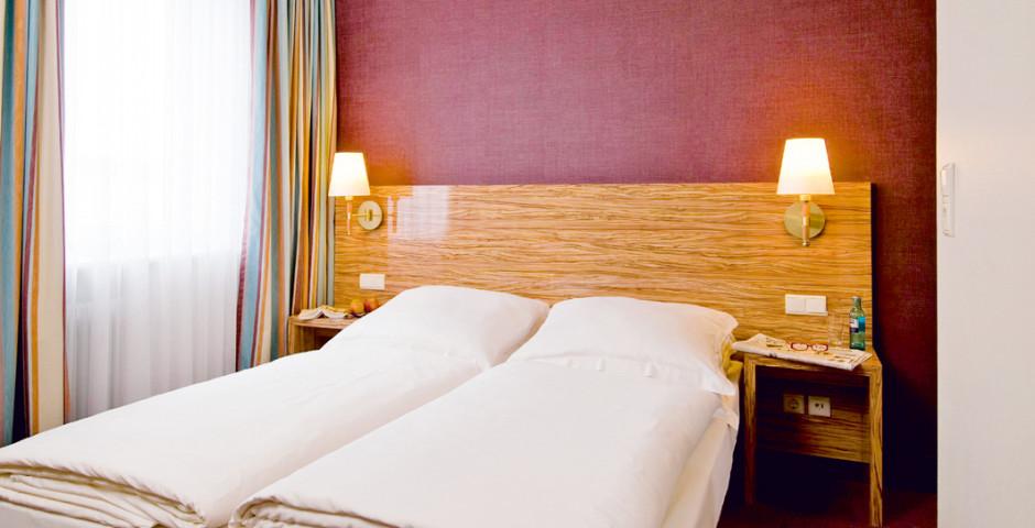Wohnbeispiel Doppelzimmer - Best Western Raphael Hotel Altona