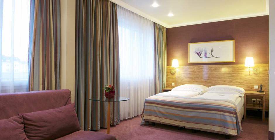 chambre à trois lits - Best Western Raphael Hotel Altona