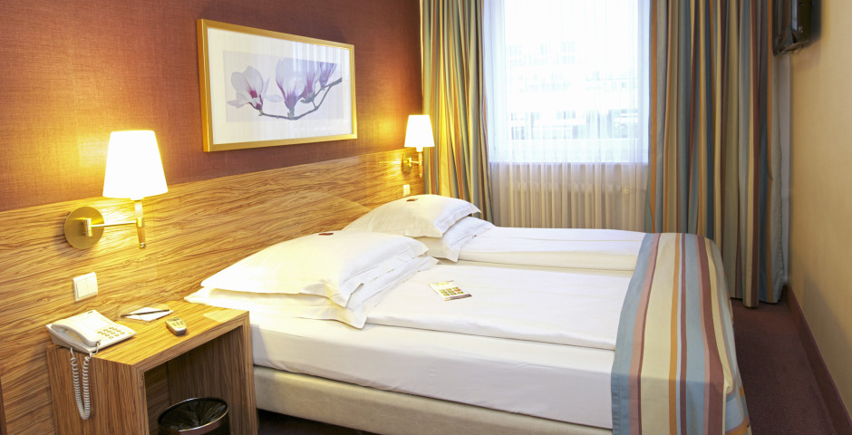 chambre double - Best Western Raphael Hotel Altona