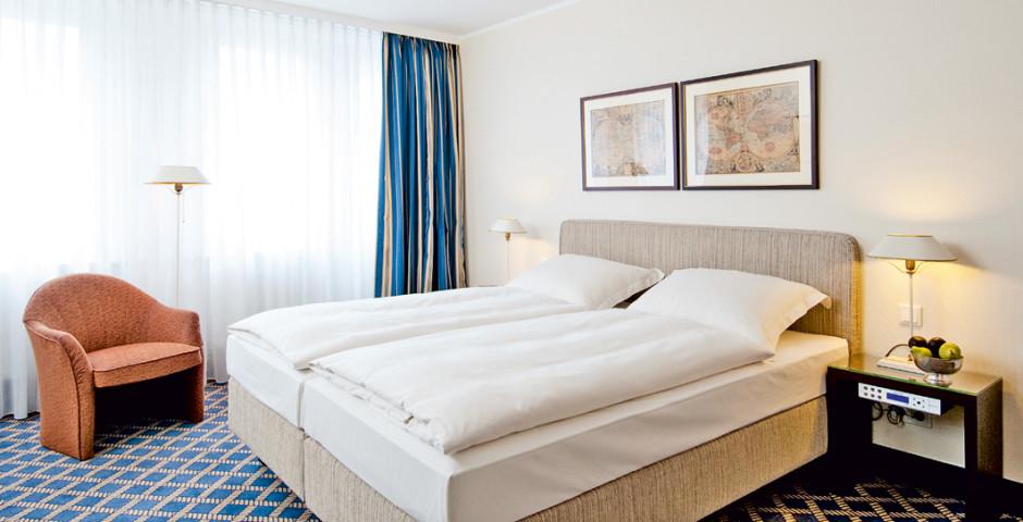 Wohnbeispiel Doppelzimmer - Hotel Stella Maris