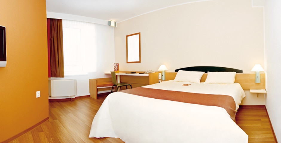 Chambre double - Ibis München City