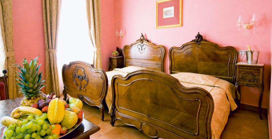 Wohnbeispiel Doppelzimmer - Caesar Palace Prag