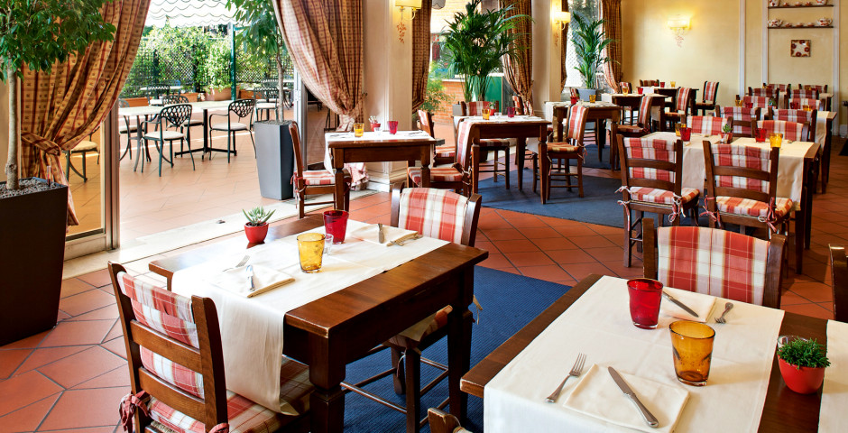 Crowne Plaza Rome St. Peter's Hotel & Spa