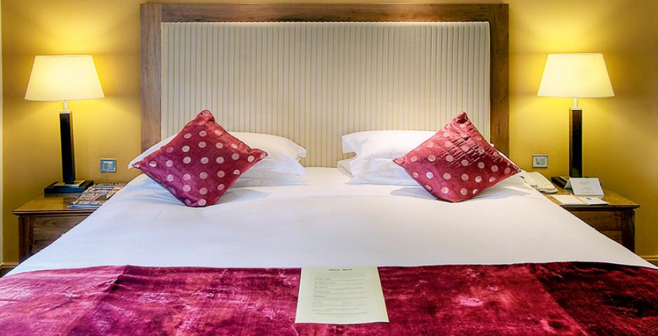 Doppelzimmer Deluxe - Brooks Hotel