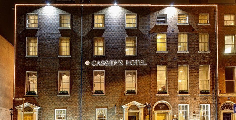 Hôtel Cassidys