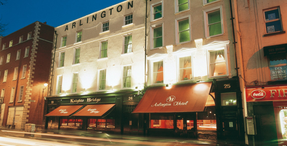 Hotel Arlington O'Connell Bridge
