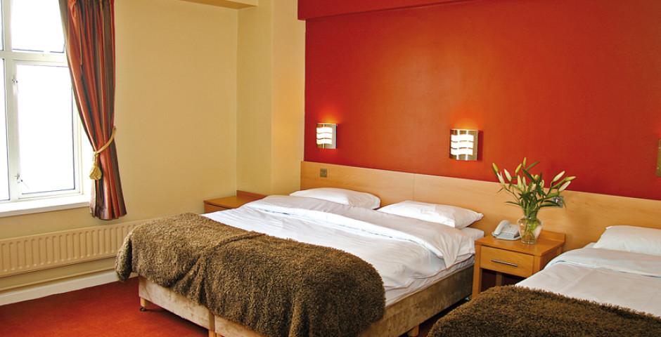 Dreierzimmer - Hotel Harding
