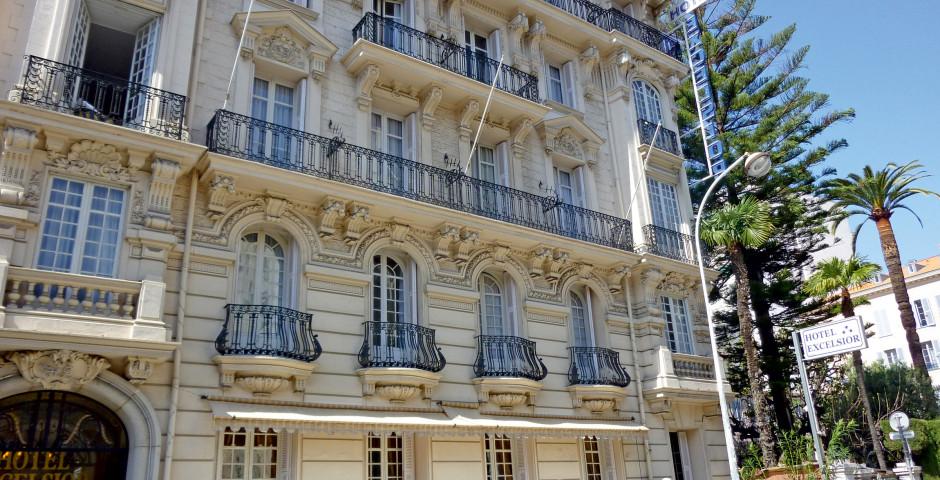Nice Excelsior Châteaux et hôtels collection