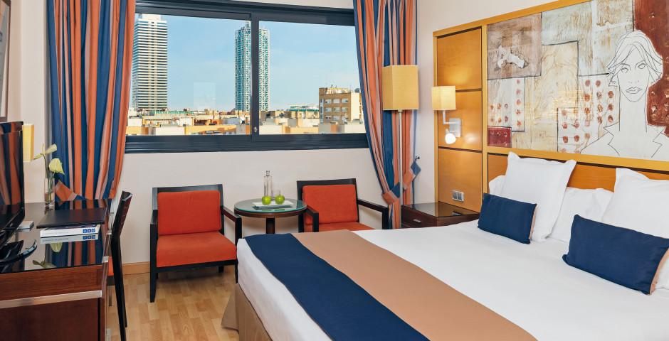 Doppelzimmer - H10 Marina Barcelona