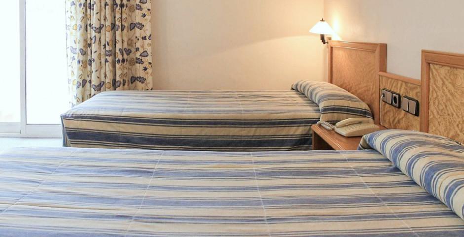 Zweibettzimmer - Hotel Ramblas