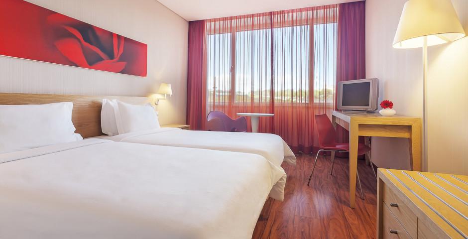 Zweibettzimmer - Hotel Fénix Garden