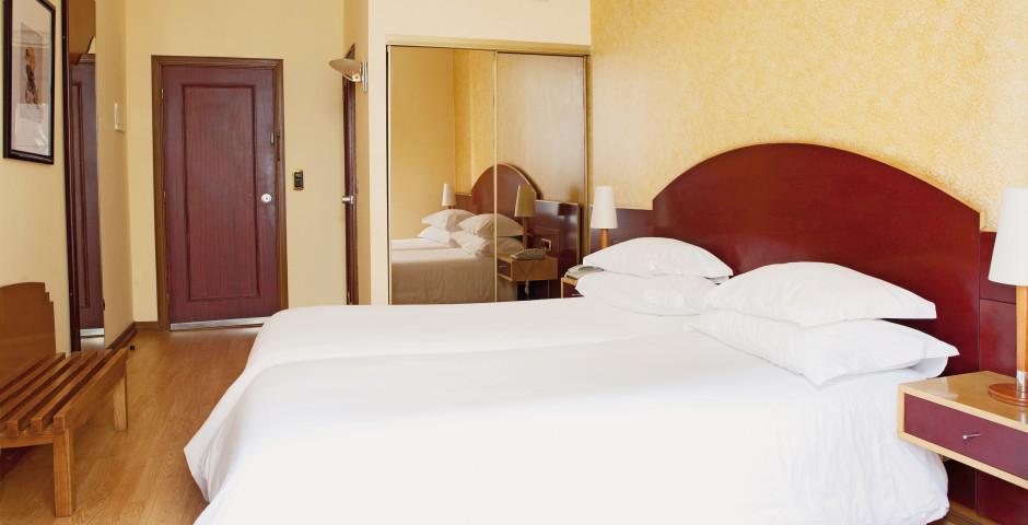 Wohnbeispiel - Hotel Internacional