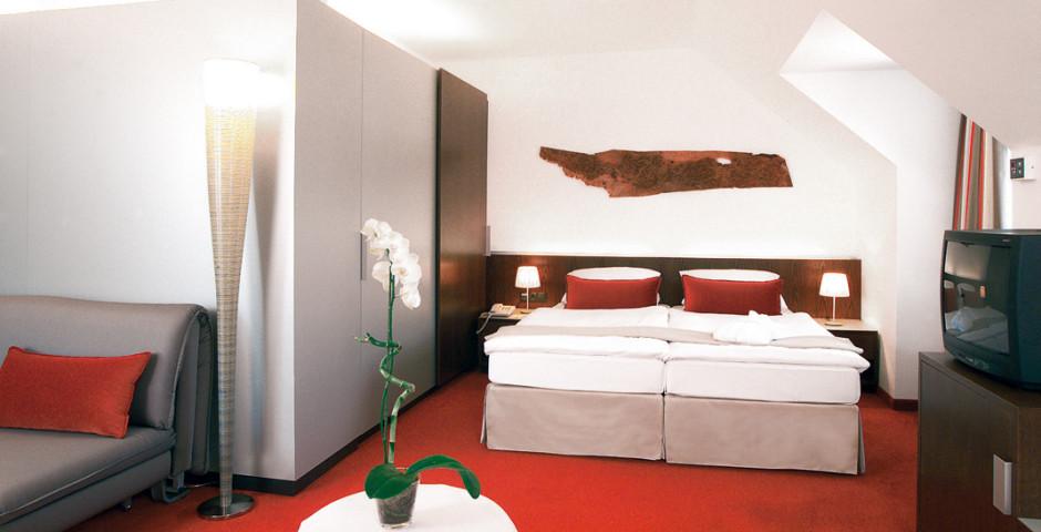Wohnbeispiel Doppelzimmer - Austria Trend Hotel Europa Wien