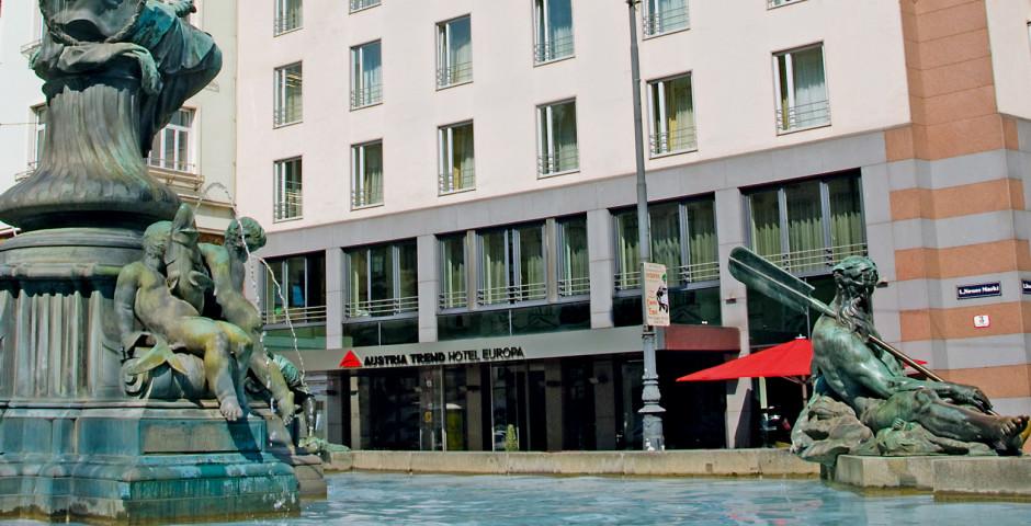Austria Trend Hôtel Europa Wien