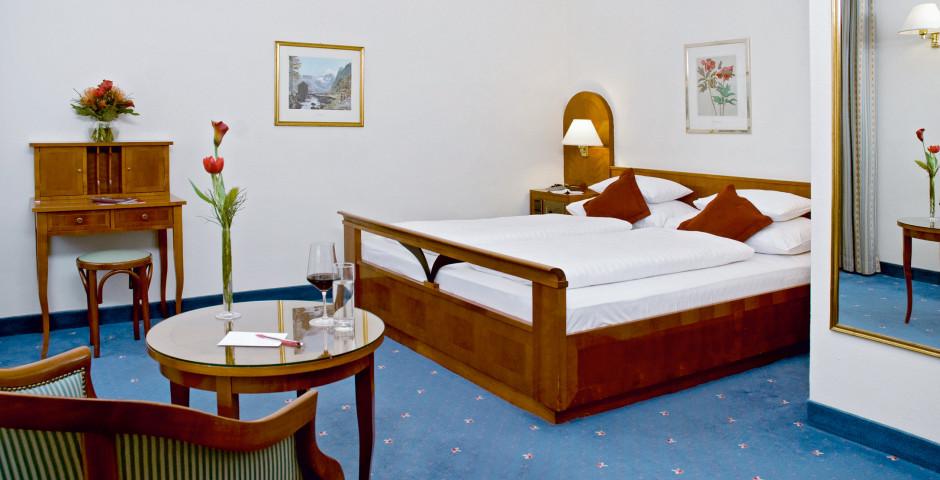 Wohnbeispiel Doppelzimmer - Mercure Grand Hotel Biedermeier