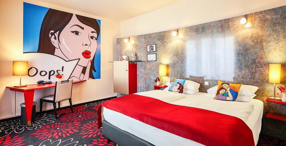 Pop Art Zimmer - Mercure Wien City