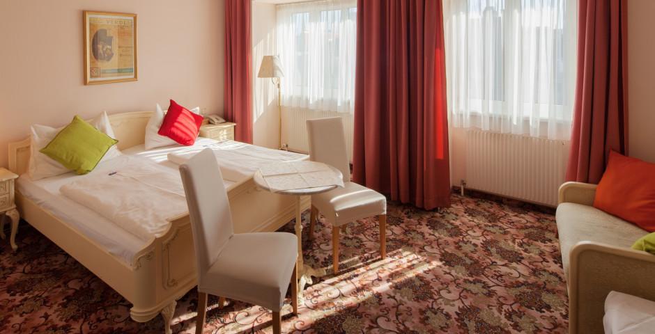 Standardzimmer - AVIANO Boutique Hotel