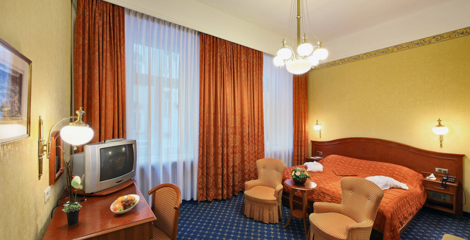 Wohnbeispiel Doppelzimmer - Hotel Kummer