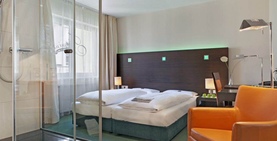 Chambre double Confort - Fleming's Conference Hotel Wien