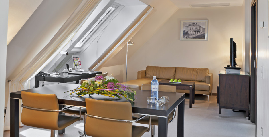 Suite - Fleming's Conference Hotel Wien