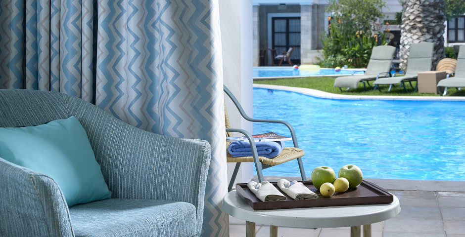 Double Premium VIP-Bungalows  - Aldemar Royal Mare & Suites
