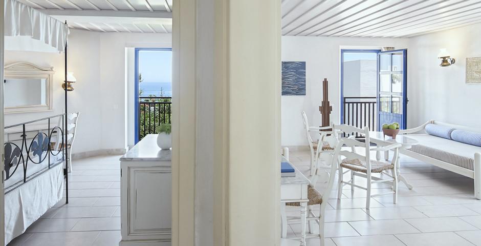 Familienzimmermit1Schlafzimmer - Creta Maris Beach Resort