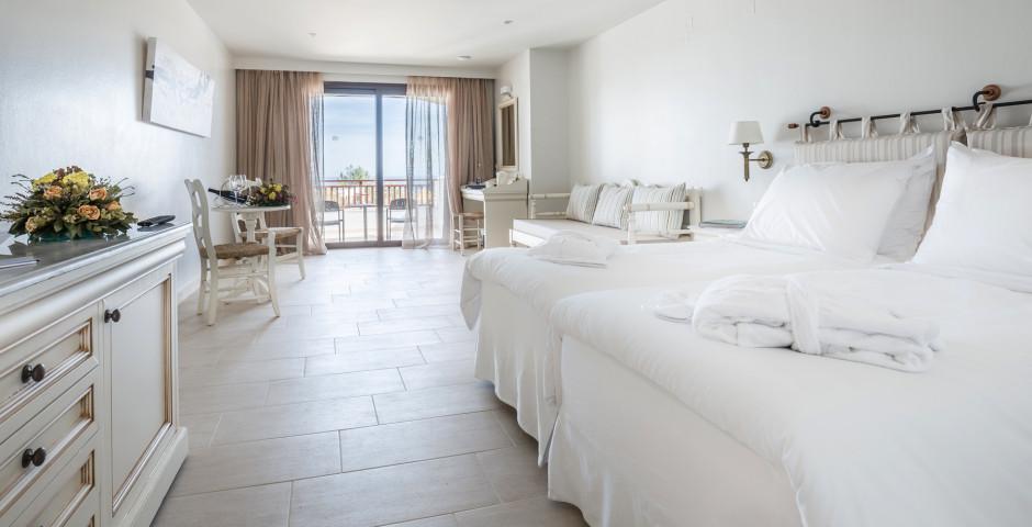 Doppelzimmer Classic Meersicht - Creta Maris Beach Resort