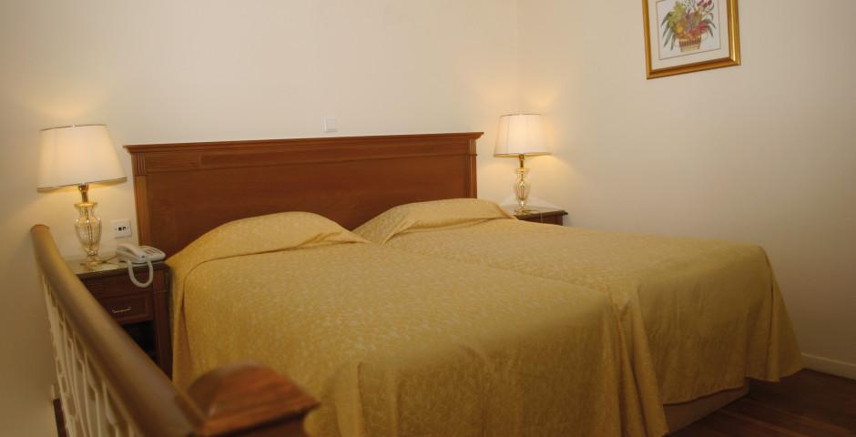 Chambre double - Hotel Cavalieri