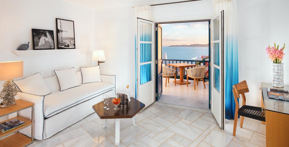 Suite - Mykonos Grand Hotel & Resort