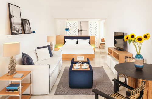 Suite Open Plan - Mykonos Grand Hôtel & Resort