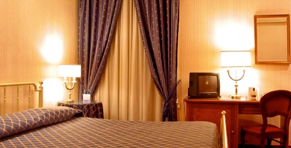 Wohnbeispiel - Hotel Sistina