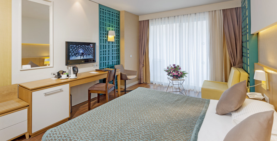 Doppelzimmer - Sherwood Dreams Resort