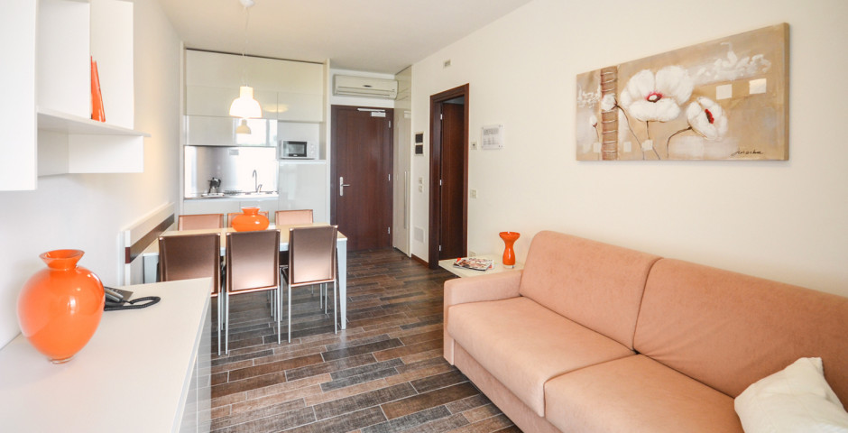 Appartement Classic Suite - Aparthotel Holiday