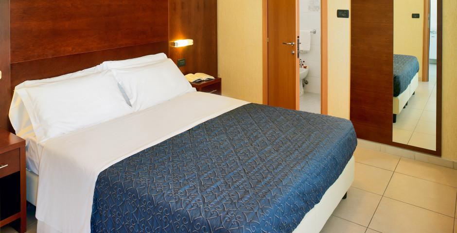 Doppelzimmer - Hotel Metropole