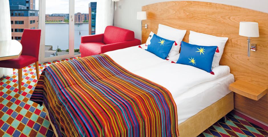 Wohnbeispiel Doppelzimmer - Tivoli Hotel