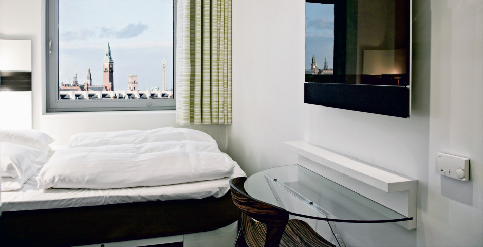 Wohnbeispiel Doppelzimmer - Wakeup Copenhagen Niebuhrs Gade