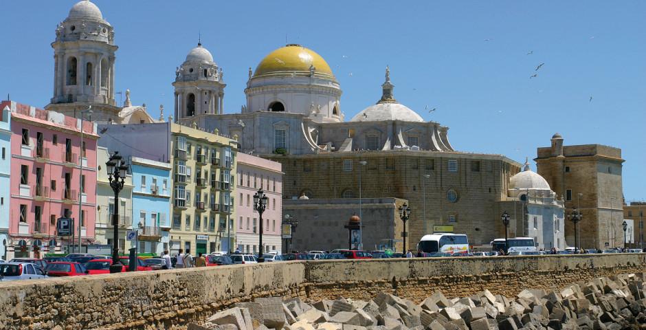 Cádiz - Monte Puertatierra