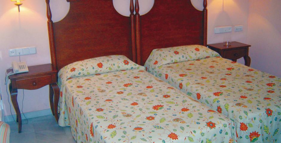 Standardzimmer - Hospederia Las Cortes
